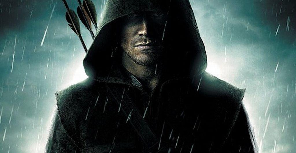 Arrow 1 Cover