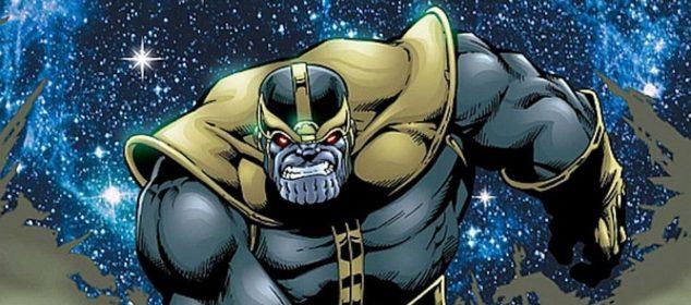 Thanos the Mad Titan