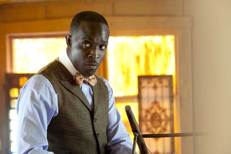 Boardwalk Empire - Spaghetti and Coffee - Chalky White (Michael Kenneth Williams)