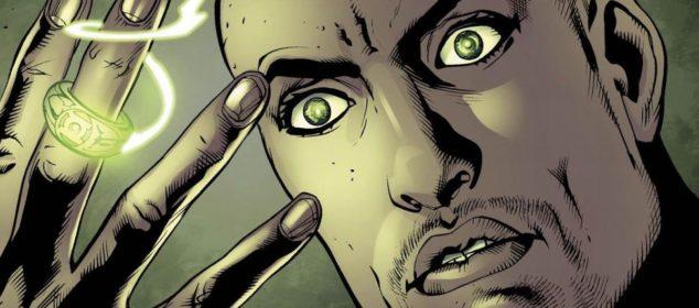 Green Lantern #0 - Simon Baz
