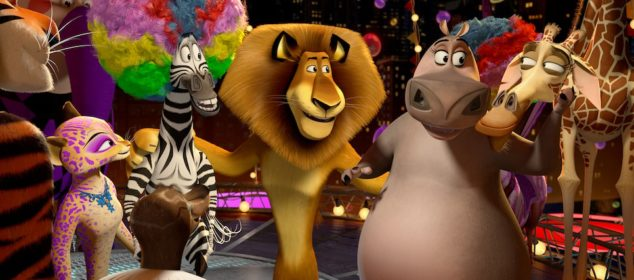 MADAGASCAR 3: EUROPE'€™S MOST WANTED