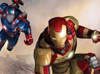 Iron Man 3 - Mark XLVII and Iron Patriot Armour (Armor)