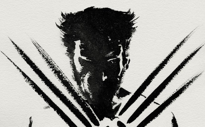 The Wolverine poster (2012 - 2013)
