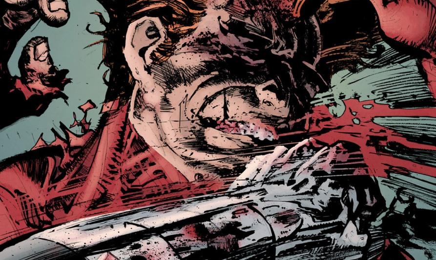 Daredevil: End of Days #1