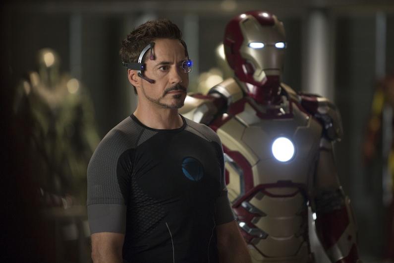 IRON MAN 3 - Tony Stark (Robert Downey Jr)
