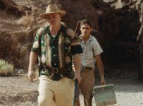 The Master - Philip Seymour Hoffman and Joaquin Phoenix