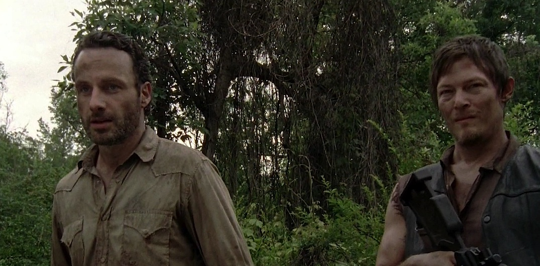 """The Walking Dead - Season 3 """"Seed"""""""