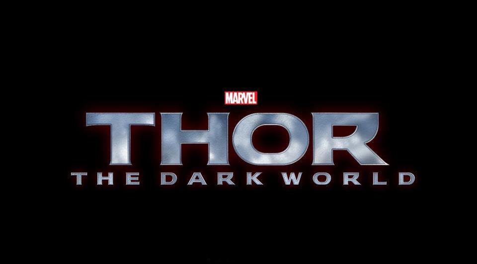 Thor: The Dark World Logo
