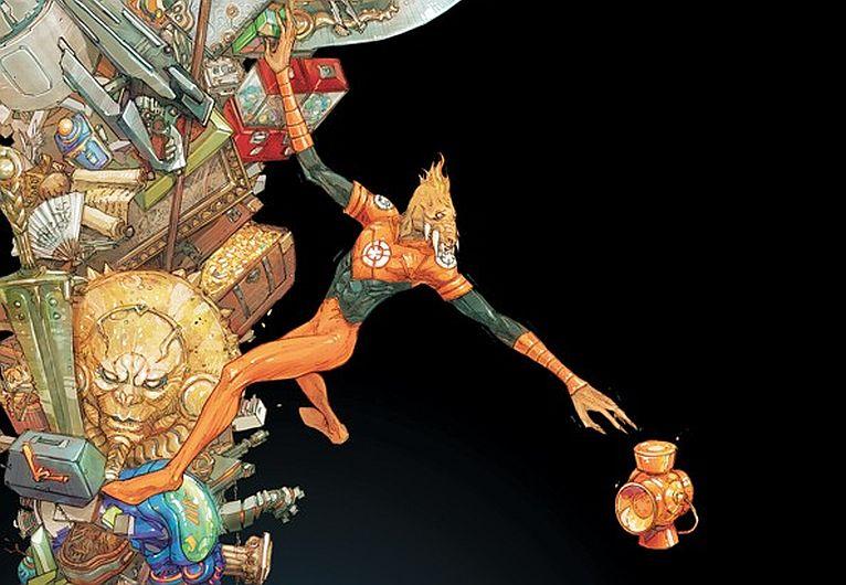 Threshold #1 (DC Comics)