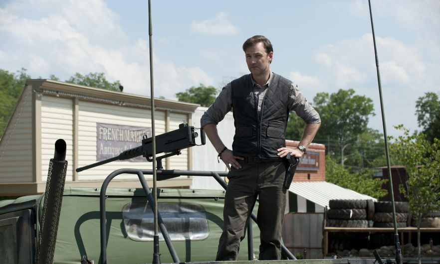 The Walking Dead - The Governor (David Morrissey)