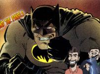 Behind the Panels - Batman: The Dark Knight Returns