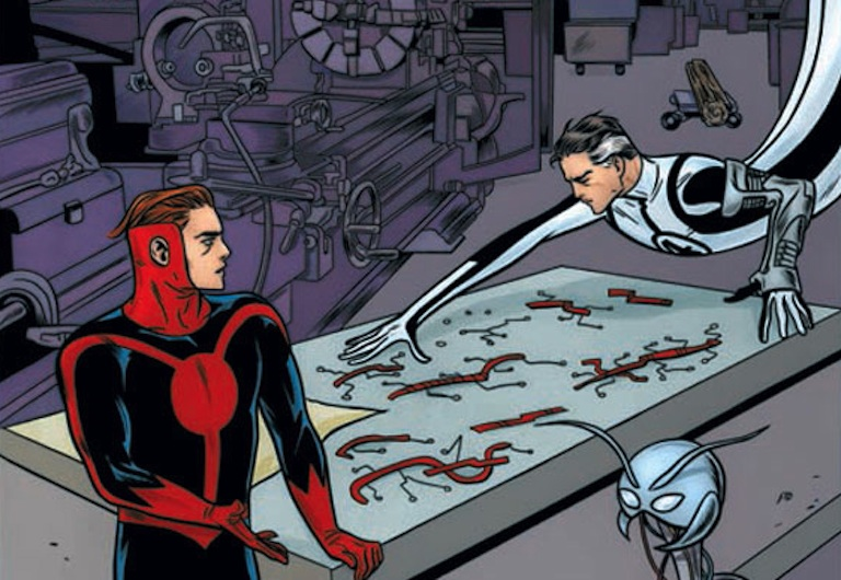 FF #1 Preview - Mike Allred