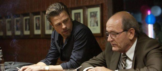 Killing Them Softly - Brad Pitt, Richard Jenkins