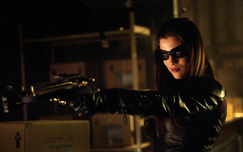 Arrow - The Huntress (Jessica De Gouw)