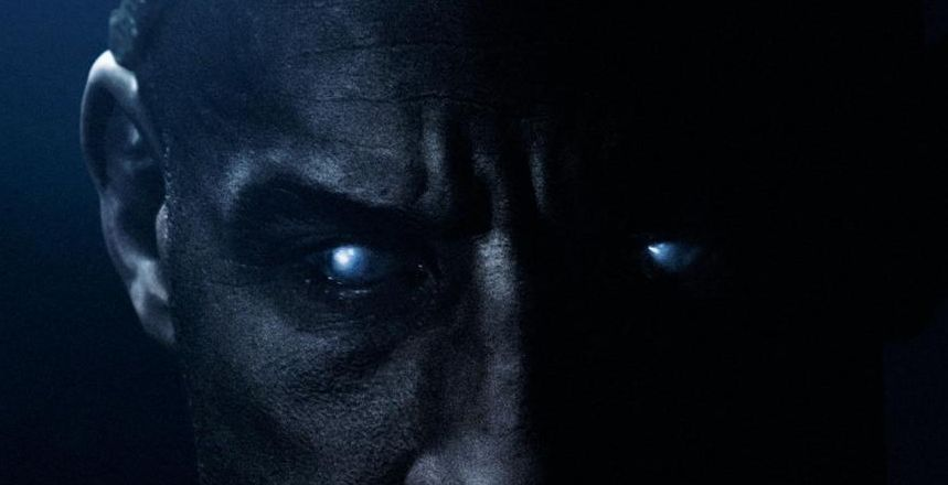 Riddick (2013) poster