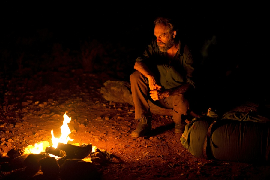 Hugo Weaving as Bob Lang, Commission (based on Tim Winton's The Turning) - Photograph by David Dare Parker Commission David Dare Parker