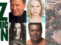 Oz Comic-Con 2014: William Shatner, Gigi Edgley, Jason Momoa, Chris Judge