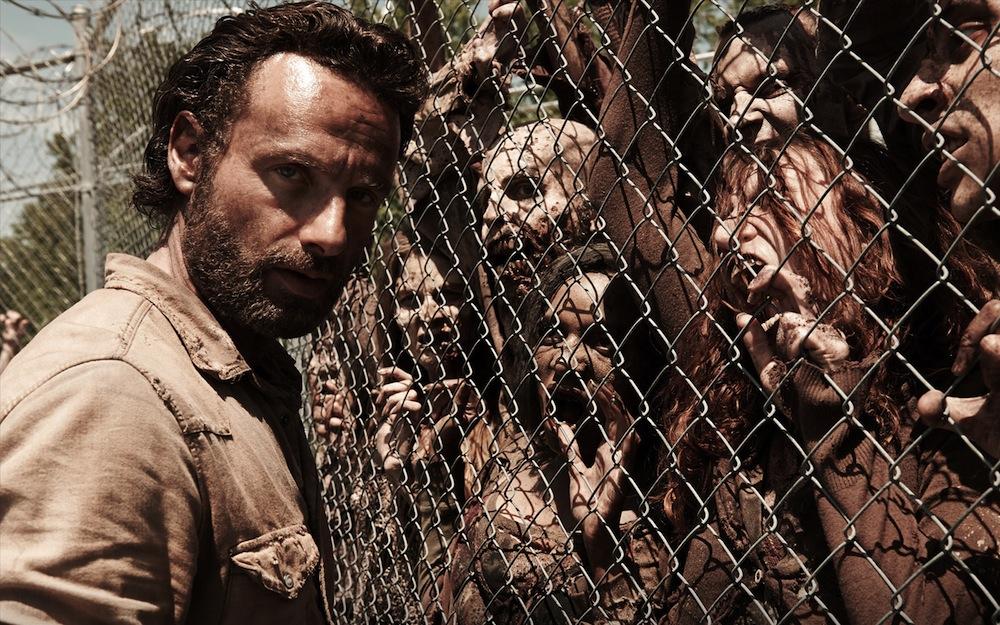 AMC renews 'The Walking Dead' for fifth season