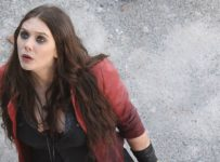 Elizabeth Olsen is Scarlet Witch in Avengers: Age of Ultron
