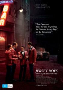 Jersey Boys poster (Australia)