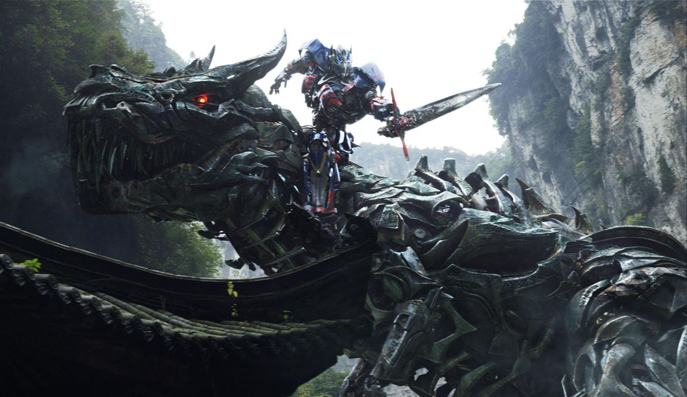 Transformers: Age of Extinction - Dinobots