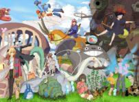 Studio Ghibli montage (Hyung86)
