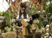 Johnny Depp is Jack Sparrow