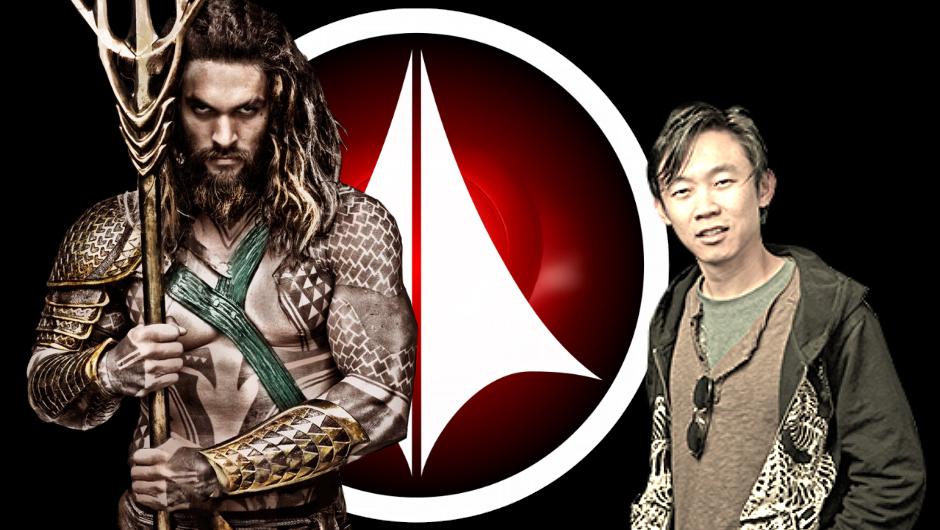 James Wan - Aquaman and Robotech