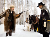 The Hateful Eight (Kurt Russell and Samuel L. Jackson)
