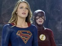 Supergirl/Flash