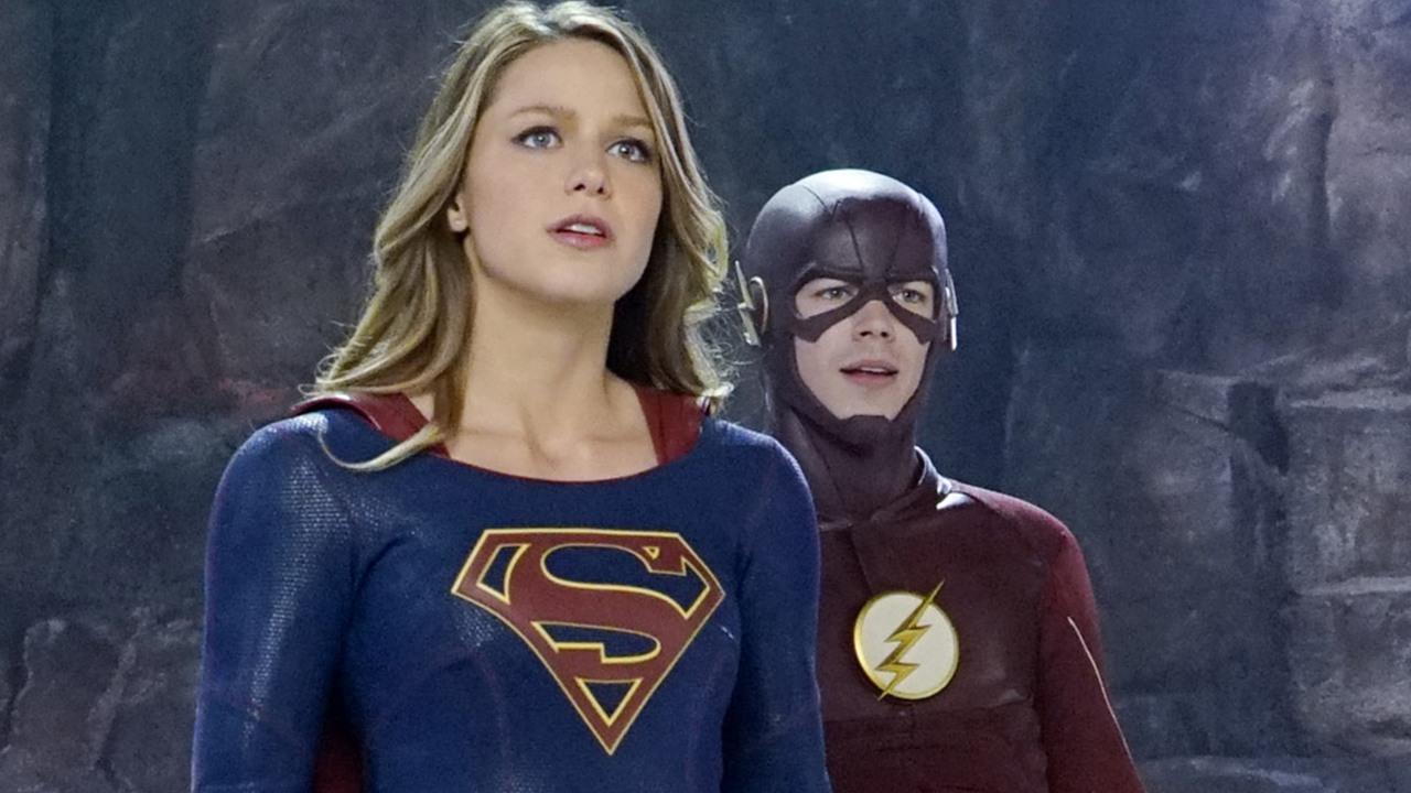 Supergirl/Flash