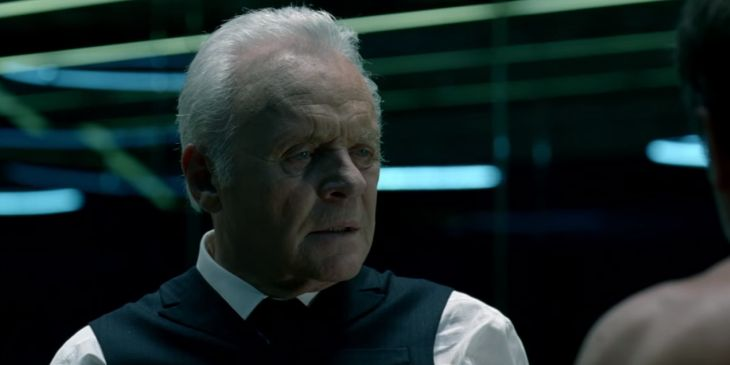 Westworld - Anthony Hopkins (HBO)
