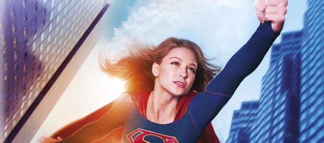 Supergirl Season 1 Blu-ray (Australia)