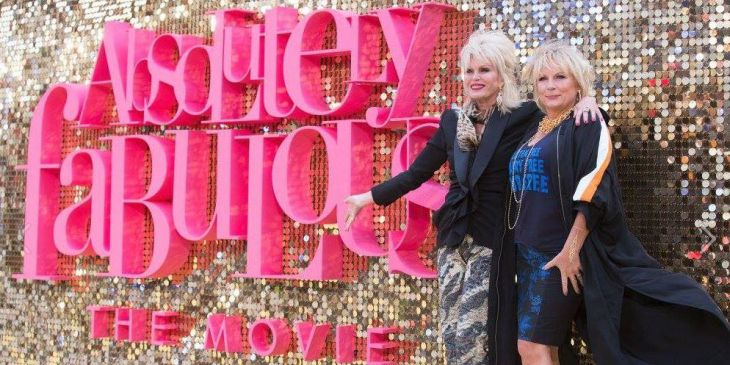 Absolutely Fabulous: The Movie - Lumley and Saunders