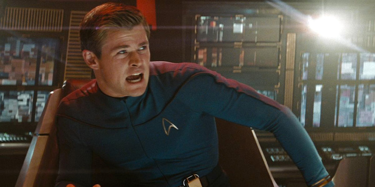 Star Trek 4 - Chris Hemsworth