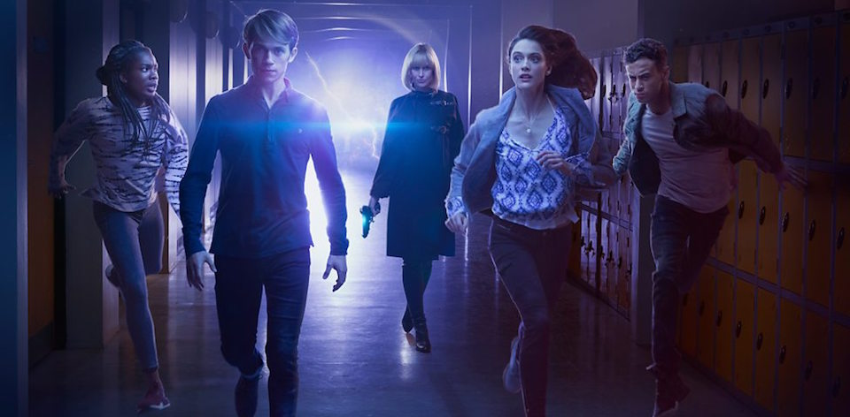 Class - Doctor Who (BBC)