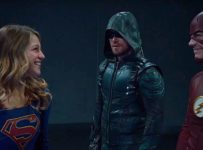 CW - Supergirl, Green Arrow and The Flash