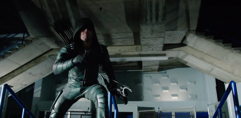 Green Arrow - Arrow: Season 5