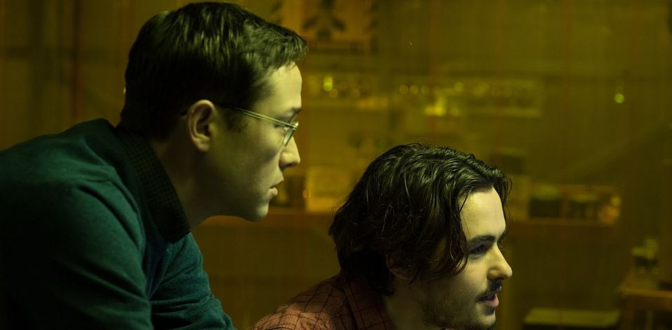 Snowden - Joseph Gordon Levitt