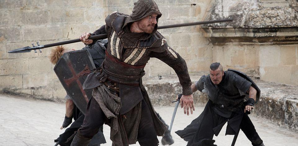 Assassin's Creed (Michael Fassbender)