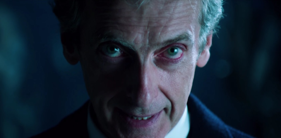 Doctor Who in CLASS (Peter Capaldi)