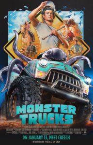 Monster Trucks - Designer: BLT Communications & Steven Chorney