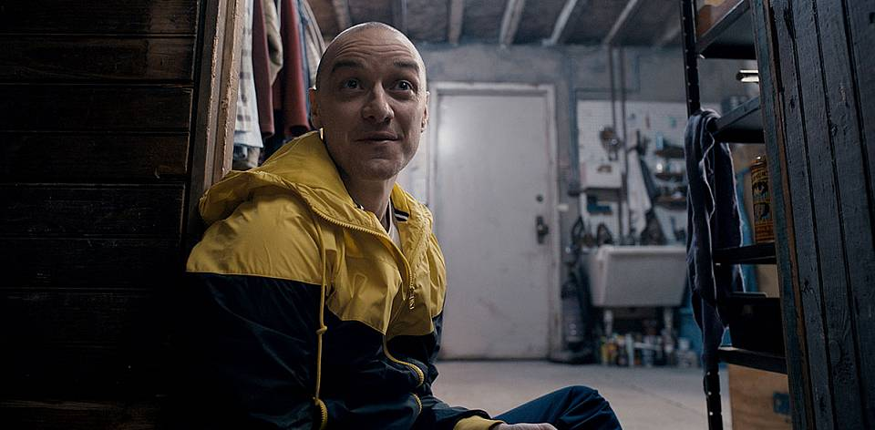Split - James McAvoy (Universal)