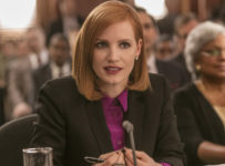 Miss Sloane (Jessica Chastain)