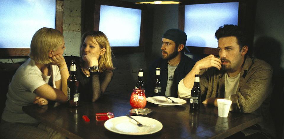 Chasing Amy - Joey Lauren Adams, Jason Lee and Ben Affleck (Copyright Miramax)