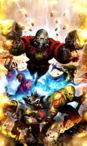 Guardians of the Galaxy TPB