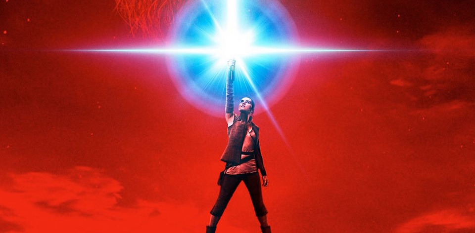 Star Wars: The Last Jedi poster (Australia)