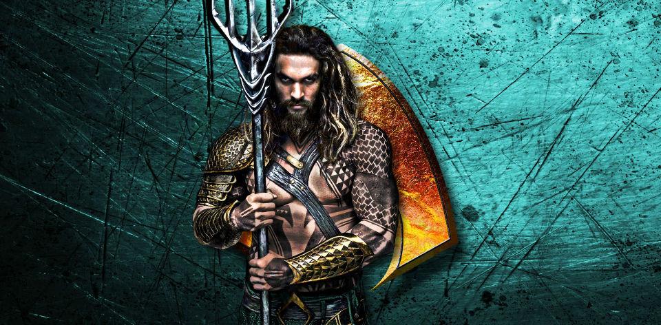 Aquaman - Momoa