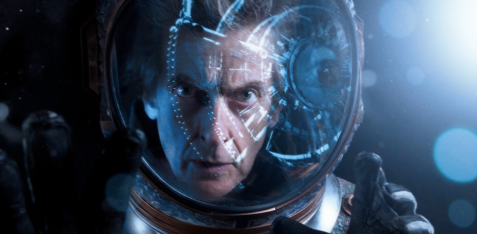 Programme Name: Doctor Who S10 - TX: 13/05/2017 - Episode: Oxygen (No. 5) - Picture Shows: The Doctor (PETER CAPALDI) - (C) BBC/BBC Worldwide - Photographer: Des Willie