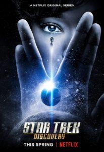 Star Trek: Discovery poster - Netflix